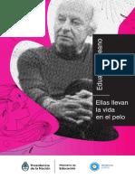 Ellas Llevan La Vida en El Pelo Eduardo Galeano
