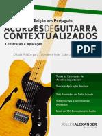 Acordes de Guitarra Contextualizados_ Edição Em Português