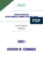 Unit 1 Overview of Economics
