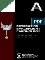 Eckert - Star Trek Annotated Timeline
