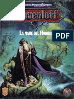 AD&D - [Ravenloft] La Nave Del Horror