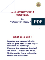 Microsoft Power Point - Cell Structure , Function & Metabolism [Compatibility m