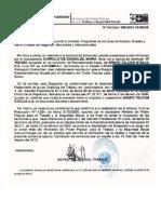 Solvencia Para BARIVEN, S.A