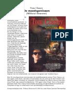 Clancy, Tom - De Meedogenlozen