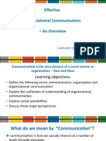Wk 1 Communication