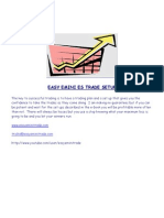 S&P Easy Emini Day Trade Set Ups-E BOOK