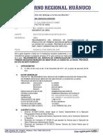 Informe Nº 01 - Ampliacion de Plazo Nº 01