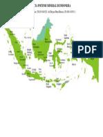 Peta Potensi Mineral Di Indonesi1