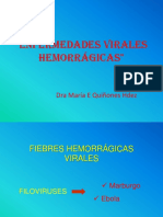 Enfermedades Virales Hemorrágicas(Elida)