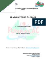 Proyecto Forestal Para La Cuenca Del Rio Paila Popayan