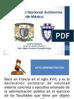 Acto Administrativo y Acto de Gobierno (3)