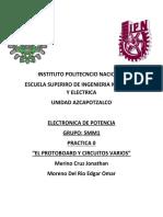 Electronica Pract 1