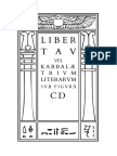Crowley - Liber Tau vel Kabbalæ Trium Literarum sub figurâ CD