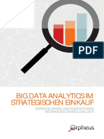 Studie 2016 Big Data Analytics