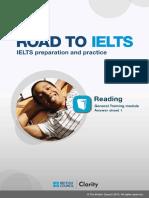 IELTS GENERAL TRAINING READING TEST 1