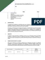 MP-FE014 Capacidad Instalada Guia