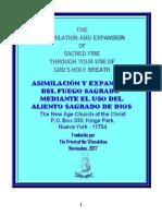Asimilacion y Expansion Del Fuego Sagrado