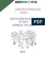 PCA 2018 Matriz