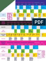 Programmation Eurockéennes 2015