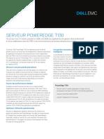 EMEA FY16Q3 383 Dell PowerEdge T130 SpecSheet Final FR
