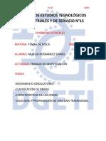 CENTRO DE ESTUDIOS TEGNOLÓGICOS                                                                                             fisica.docx