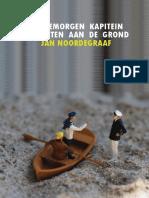 Jan Noordegraaf Goedemorgen Kapitein We Zitten Aan de Grond