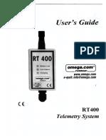 RT400 Telemetry System