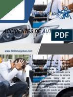 1800Masymas - Abogados para Accidentes de Automóvil