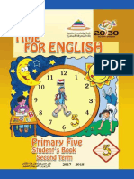English 5prim t2