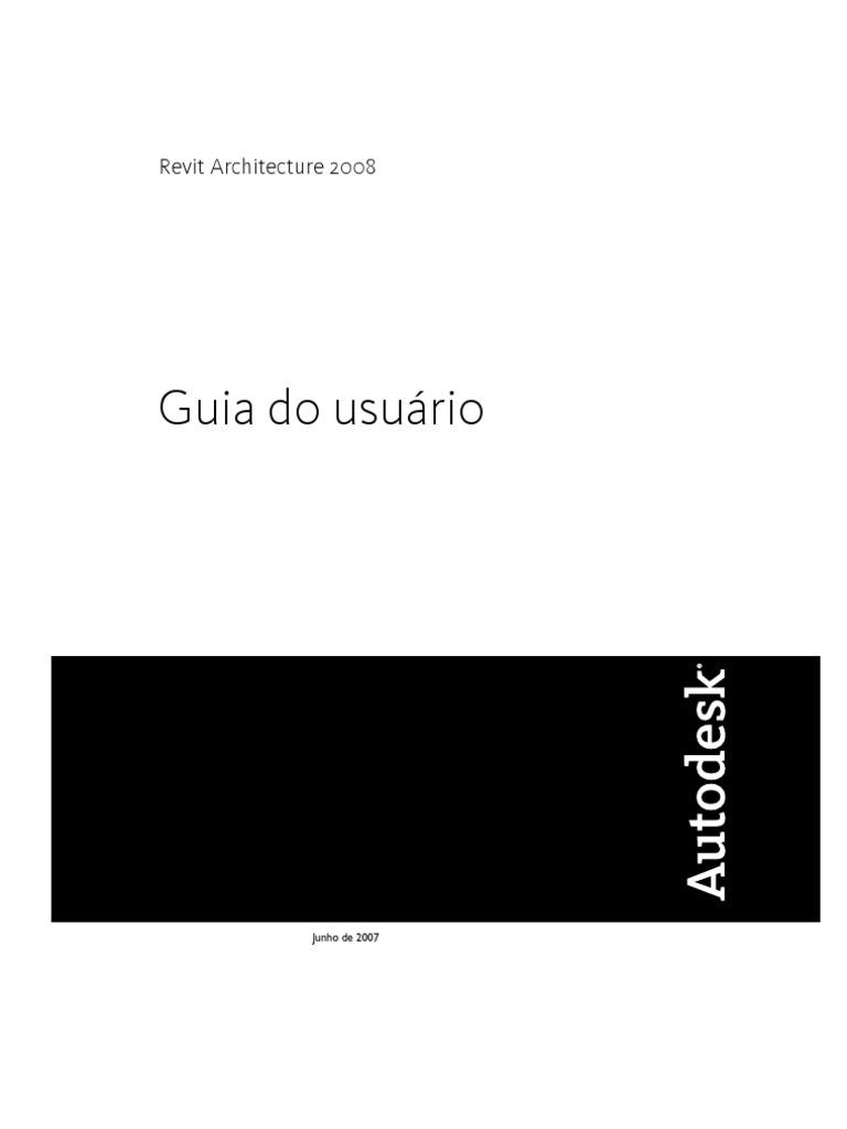 Apostila da autodesk em portugus revit parte 1 guia do usurio apostila da autodesk em portugus revit parte 1 guia do usurio 880 pginas fandeluxe Choice Image