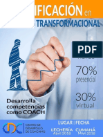 Dossier Certificación Internacional en Coaching Transformacional v3