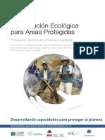 Restauración Ecológica Para Áreas Protegidas