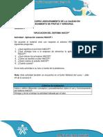 Adquisicin++n  sistema HACCP I
