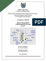 Lab Manual Heat Transfer_2016-2017
