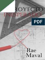 Rae Maval El Proyecto Inesperado