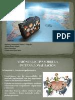 Marketing Internacional. PRACTICA 3 Powerpoint