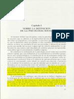 Control de Lectura 1 PsS