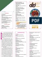 Folder Cebi - Programação 2018