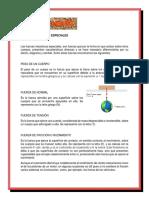 FUERZAS MECÁNICAS ESPECIALES ()