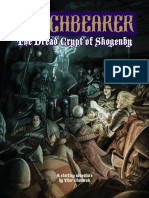 The Dread Crypt of Skogenby
