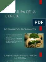 Estructura de La Ciencia