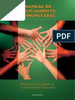 Manual Policiamento Comunitario SENASP MJ