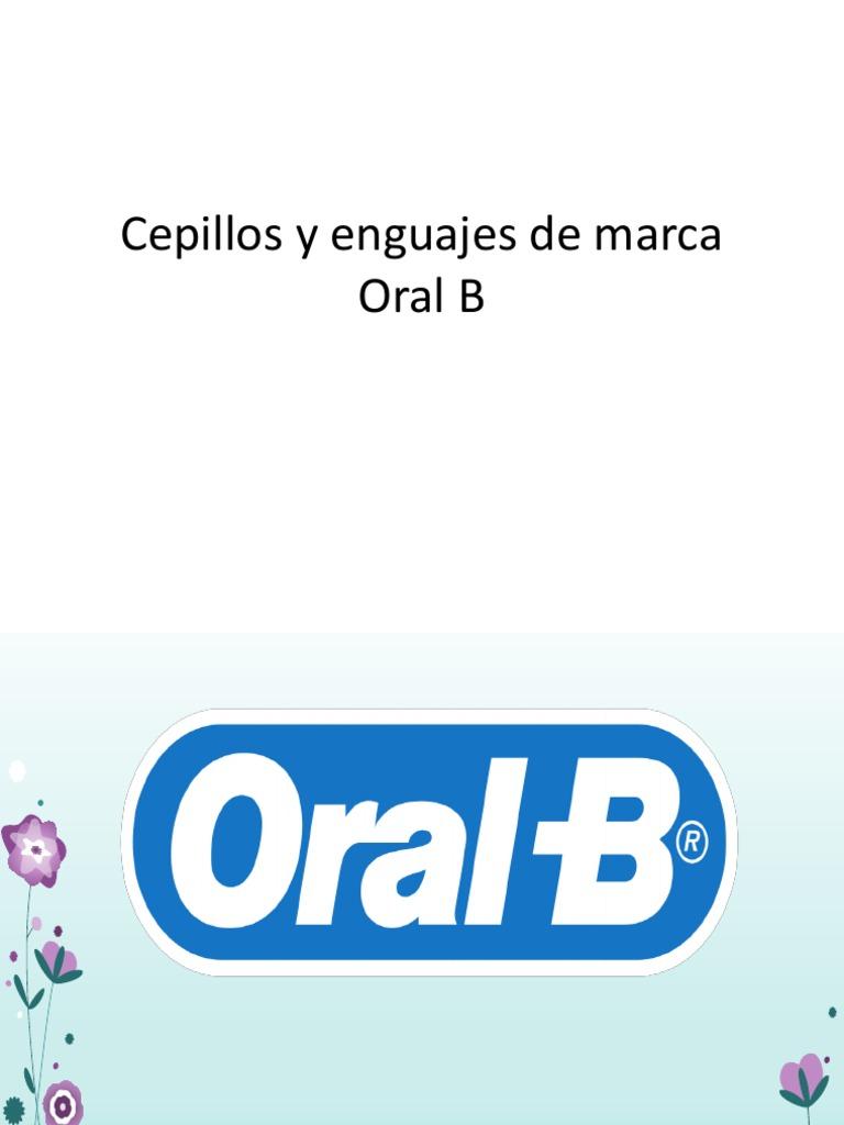 Cepillos y Pastas de Marca Oral B en México a2cc2566f71b