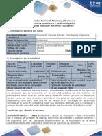 Guía Para El Uso de Recursos Educativos - Actividades Prácticas