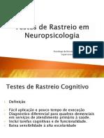 Testes de Rastreio Em Neuropsicologia_1