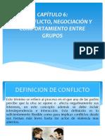 Conflictos y Negociacion