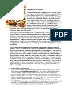 Documento LA HISTORIA DE LA CONTABILIDAD Y LA CIUDAD DORMITORIO