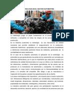 La Metrología en El Sector Automotriz