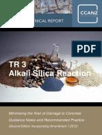 TR 03 - Alkali Silica Reaction - 2012