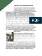 August Sander o El Rostro Como Conocimiento Social